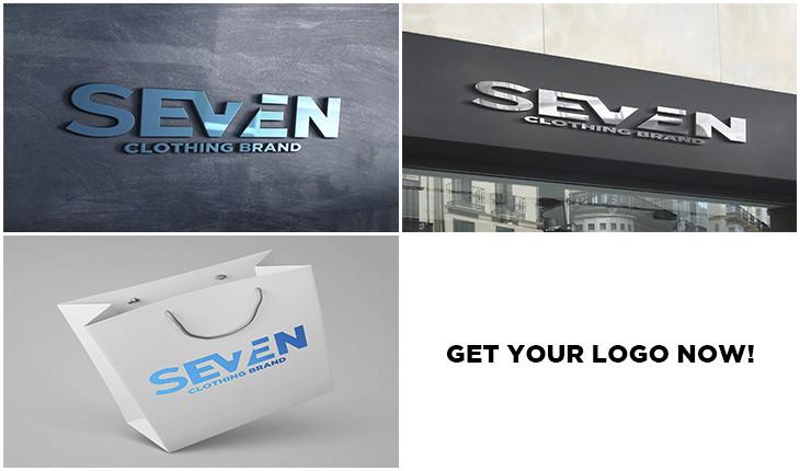 I will do modern trendy unique business logo design